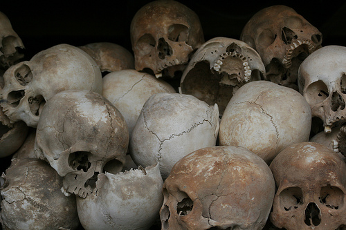Cambodia to Vietnam; The Killing Fields of Cambodia on Mallory on Travel adventure photography
