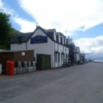 The Applecross Inn and Campsite; Scotland