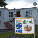 Storholt Youth Hostel – Akureyri, Iceland