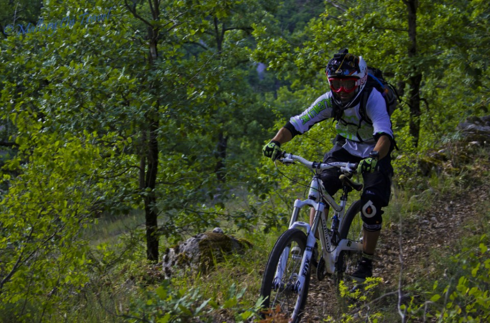 Mountain biking in the French Midi-Pyrenees requires specific high risk insurance cover on Mallory on Travel, adventure, photography