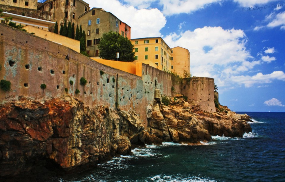 Disappearing World; The Old Quarter, Bastia on Corsica on Mallory on Travel, adventure, adventure travel, photography