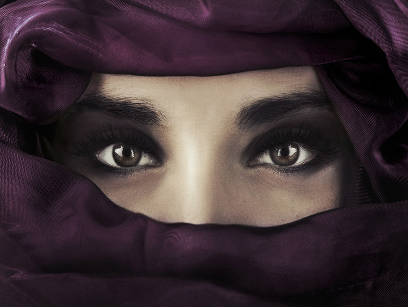 Discrimnation against women in Saudi Arabia just for having attractive eyes on Mallory on Travel, adventure, adventure travel, photography