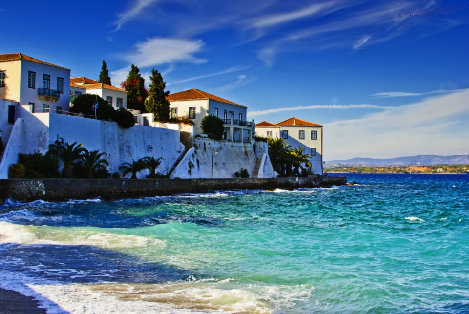 The beautiful old town of Spetses in the Greek Saronic Gulf off the coast of Athens Olympia on Mallory on Travel, adventure, adventure travel, photography Iain_Mallory_05636