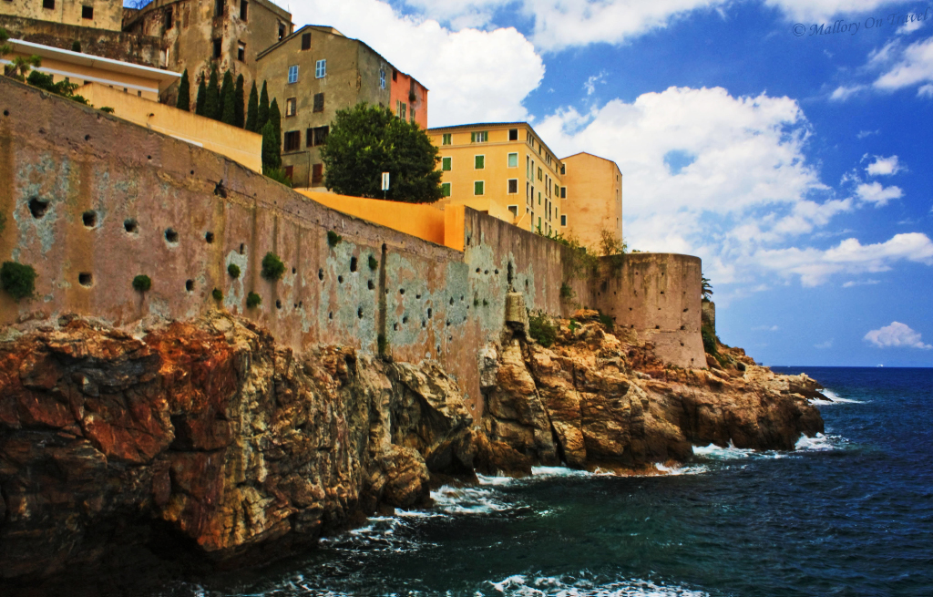 Island escapes; Corsica's second city, Bastia on Mallory on Travel, adventure, adventure travel, photography