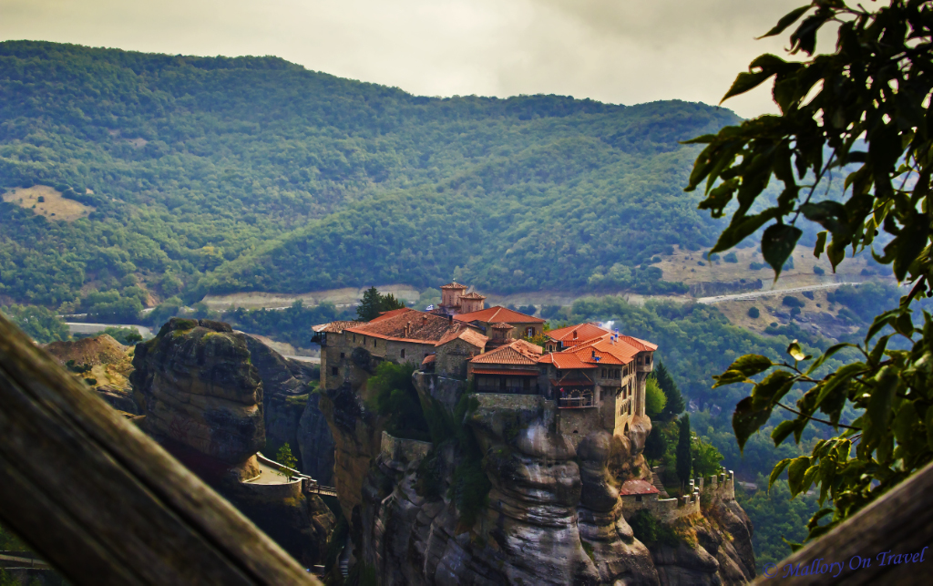 View from Grand Meteora in Greece on Mallory on Travel adventure travel, photography, travel Iain_Mallory_05501