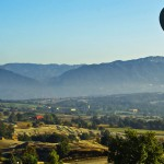 Postcard from a bucketlist day, hot air ballooning in Spain