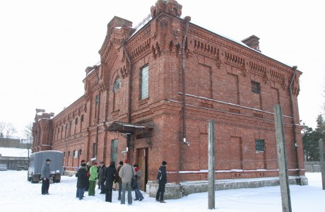 Karosta prison, museum and hotel in Latvia on Mallory on Travel adventure photography