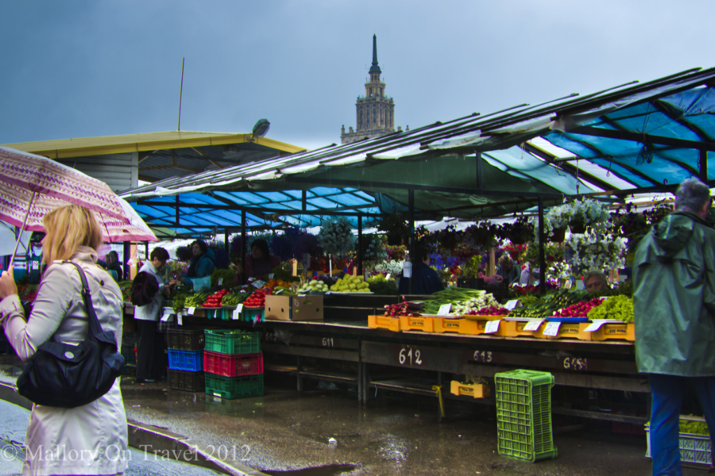 The Central Market in the Latvian capital of Riga on the Baltic coast on Mallory on Travel adventure photography