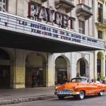 Postcard from Old Havana – Saturday at the Movies