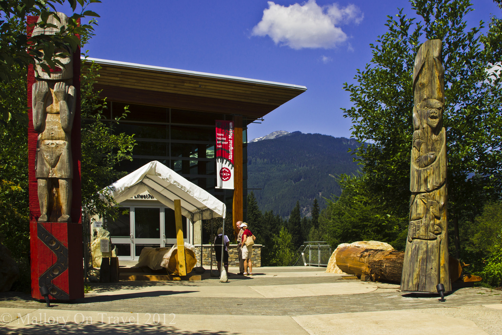 Indigenous Culture; The Squamish Lil'wat Cultural Centre in Whistler, British Columbia, Canada on Mallory on Travel adventure photography Iain Mallory-300-164