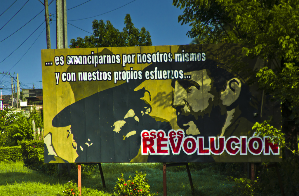 Fathers of the revolution on the Caribbean island of Cuba on Mallory on Travel adventure photography Iain Mallory-300-298
