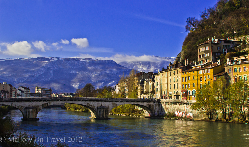 Grenoble in the Rhône Alpes region of France on Mallory on Travel adventure photography Iain Mallory-300-28