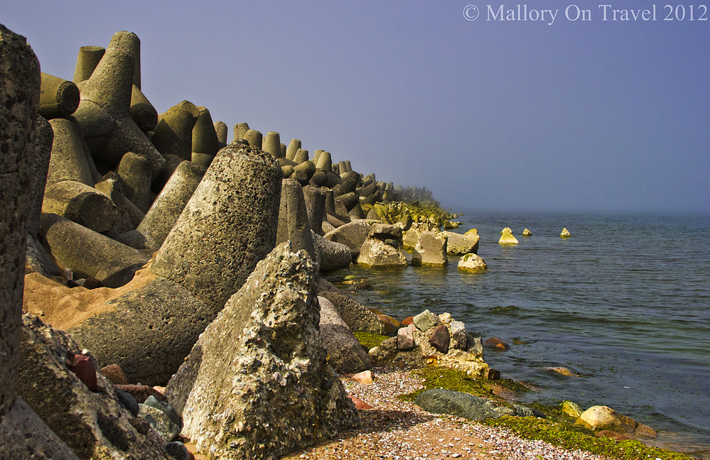 Karosta breakwater in Liepaja on the Baltic coast of Latvia on Mallory on Travel adventure photography Iain Mallory-300-28_edited-1