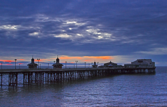 North Pier on the Fylde Coast near Blackpool on Mallory on Travel, adventure, photography Iain Mallory-300-10-1_north_pier