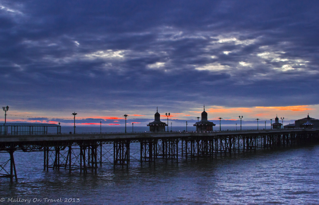 North Pier on the Fylde Coast near Blackpool on Mallory on Travel, adventure, photography Iain Mallory-300-9_north_pier