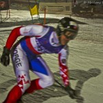 Night Skiing World Cup; Lycra, Lights, Action