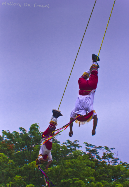 The Papantla Flyers at Tulum in Riviera Maya, Mexico on Mallory on Travel, adventure, adventure travel, photography Iain Mallory-300-65 papantla_flyers
