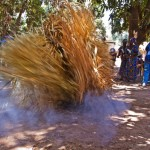 Kumpo; Dancing Haystacks in The Gambia