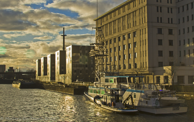 Sunset at Duisburg on the river Rhein, travel in Germany adventure, adventure travel, photography on Mallory on Travel Iain Mallory-300-2 duisburg_rhein