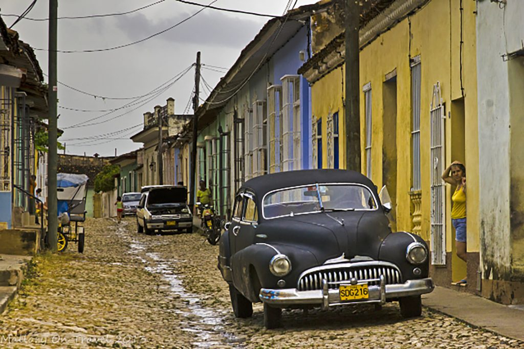 The Caribbean town of Trinidad in Cuba on Mallory on Travel adventure, adventure travel, photography Iain Mallory-300-9
