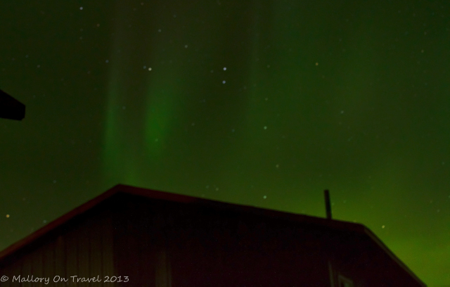 The Northern Lights or Aurora Borealis on Hudson Bay, Arctic Manitoba in Canada on Mallory on Travel adventure, adventure travel, photography Iain Mallory-300-43_the_aurora