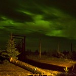 Northern Lights – Dancing Skies in Arctic Manitoba