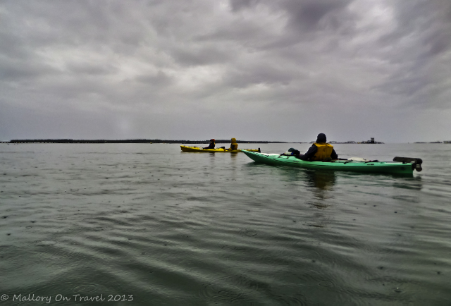 Explore by sea kayak off the coast of Grand Manan in New Brunswick, Canada on Mallory on Travel adventure, adventure travel, photography