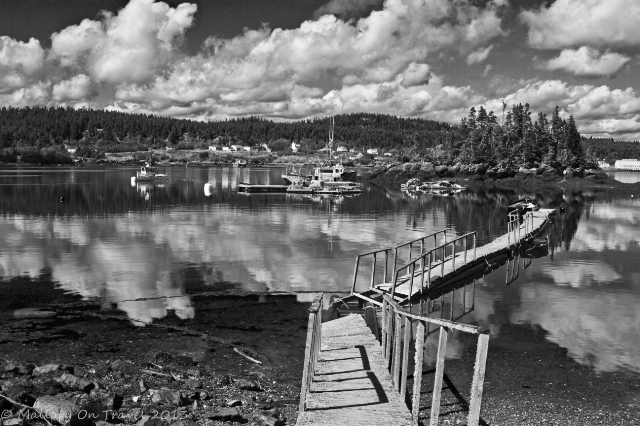 Digitaphotography; Blacks Harbour in New Brunswick, Canada on Mallory on Travel adventure, adventure travel, photography Iain Mallory-300-32BW_blacks_harbour