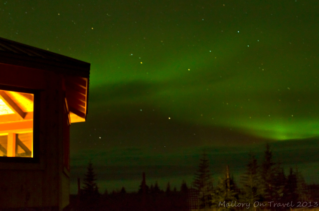 The Northern Lights or Aurora Borealis on Hudson Bay, Manitoba in Canada on Mallory on Travel adventure, adventure travel, photography Iain Mallory-300-45_northern_lights