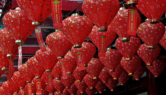 Chinese lanterns in sovereign Singapore, SE Asia Home of Adventure, travel, photography - Mallory On Travel 8496344785_ed2d73b7c9_z