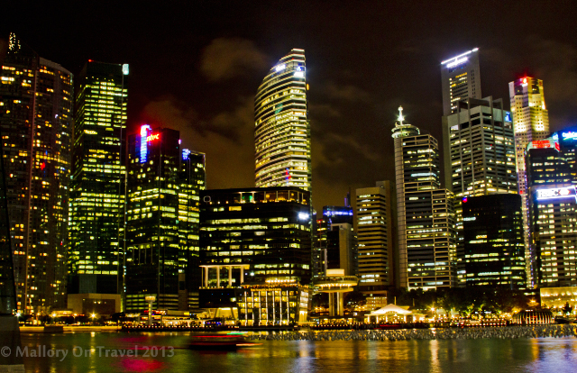 The Singapore skyline from the Esplanade on Mallory on Travel adventure, adventure travel, photography Iain Mallory-300-19_singapore_skyline