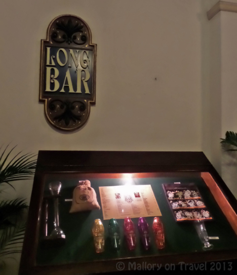 The Raffles Long Bar in Singapore on Mallory on Travel adventure, adventure travel, photography IainMallory_2608_raffles_hotel
