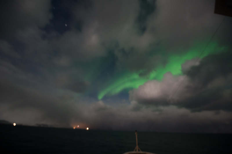 The Northern Lights or Aurora Borealis on a cruise in Hurtigruten, Norway Mallory on Travel adventure, adventure travel, photography DSC_1384 northern_lights