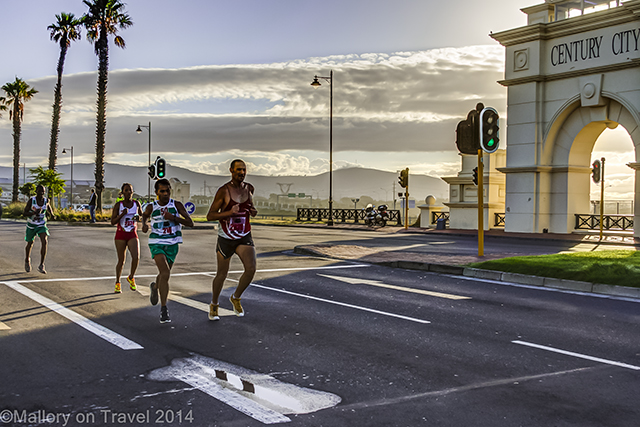 Runners in the Cape Town fun run at Century City in South Africa on Mallory on Travel adventure, adventure travel, photography Iain Mallory-300-11 cape-town
