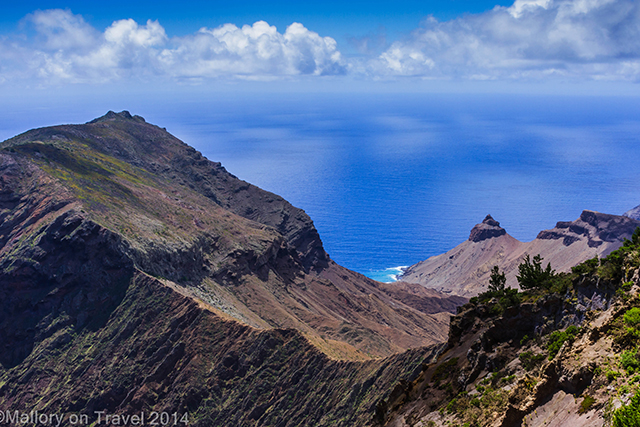 The South Atlantic from the Barn and Turk's Cap on the British overseas territory of St Helena on Mallory on Travel adventure, adventure travel, photography Iain Mallory-300-21 turks_cap