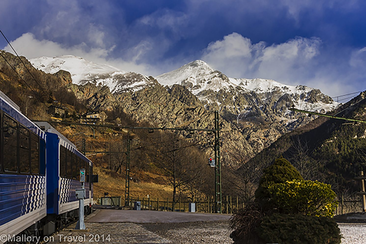Train to Vall de Núria in Costa Brava in the Catalan Pyrenees, Spain on Mallory on Travel adventure, adventure travel, photography Iain Mallory-300 nuria_valley