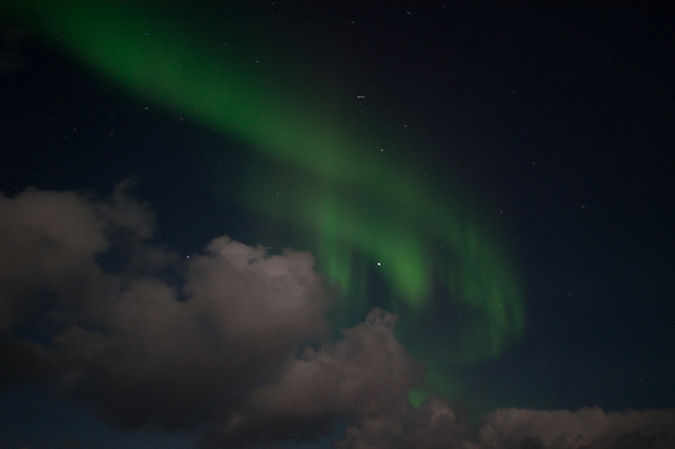 Photographing Northern Lights; The aurora borealis from a ship in Hurtigruten, Northern Norway on Mallory on Travel adventure, adventure travel, photography bailey photo 200 northern_lights