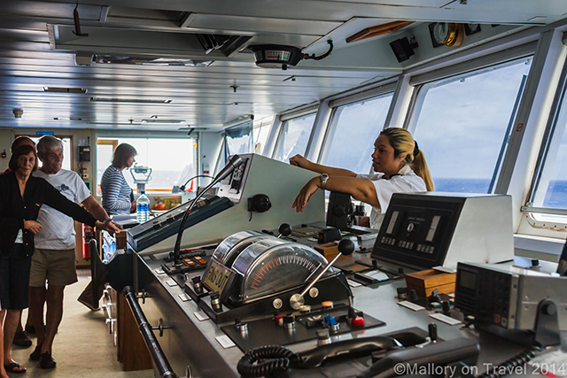 A bridge tour on the RMS St Helena  on Mallory on Travel adventure, adventure travel, photography Iain Mallory-300-2 rms_sthelena