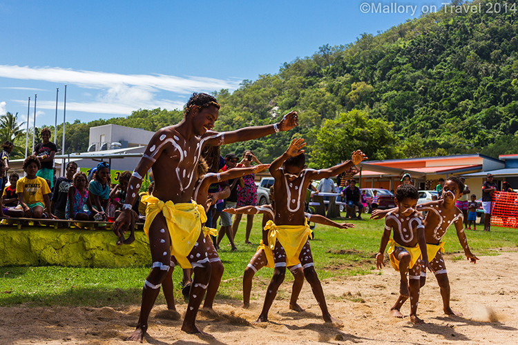 /aboriginal Bwgolman children dancers at the Palm Island Open Day, Queensland, Australia on Mallory on Travel adventure, adventure travel, photography Iain Mallory-300-5 aboriginal_children