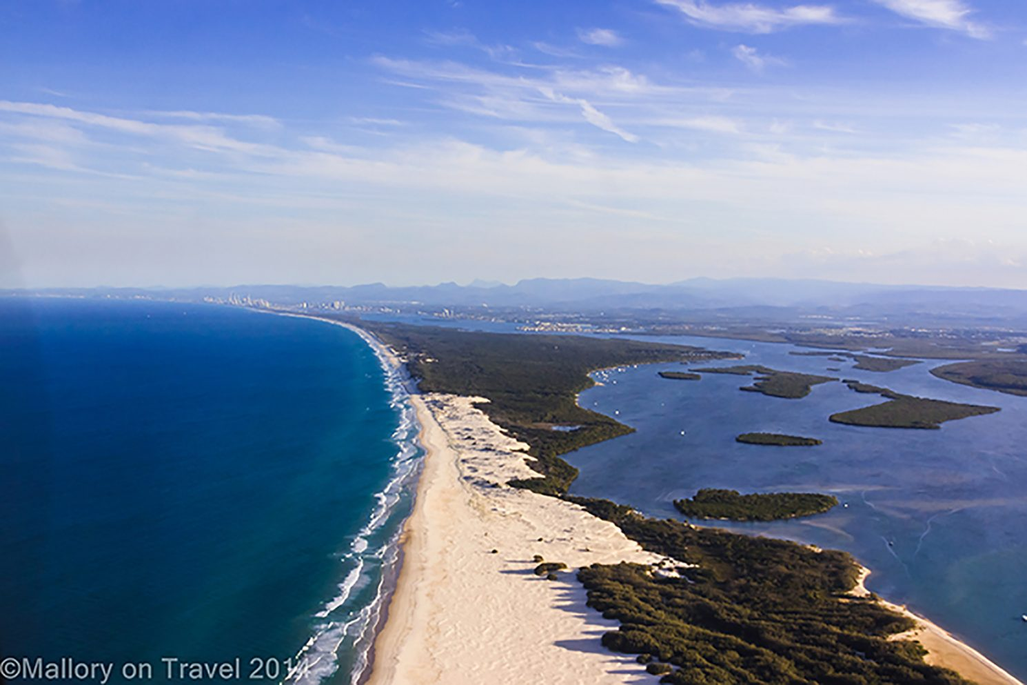 Aerial views of the Gold Coast, Queensland in Australia on Mallory on Travel adventure, adventure travel, photography Iain Mallory-300-451 aerial_queensland