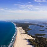 Looking down on Queensland; Aerial Photography Essay