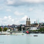 Postcards from a Lake Zurich Cruise