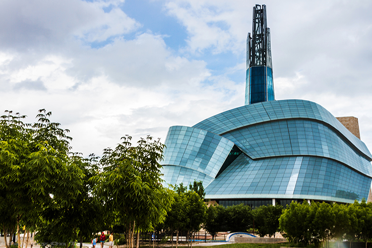 The Canadian Museum of Human Rights in Winnipeg, Manitoba, Canada on Mallory on Travel adventure, adventure travel, photography Iain Mallory-114 cmhr