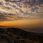 Postcards from Sunrise in the Sultanate