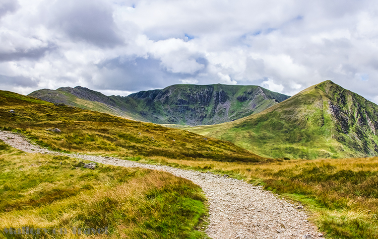 Blogging; Route from Glenridding to the summit of Helvellyn, the English Lake District on Mallory on Travel adventure, adventure travel, photography Iain Mallory-300 helvellyn