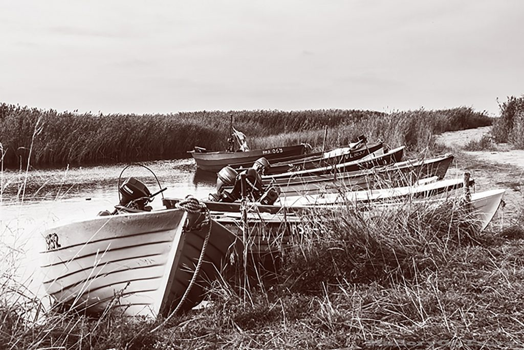 Fishing boats on the island of Kihnu, in Estonia, one of the Baltic States on Mallory on Travel adventure, adventure travel, photography Iain_Mallory_1402779 fishing_boats