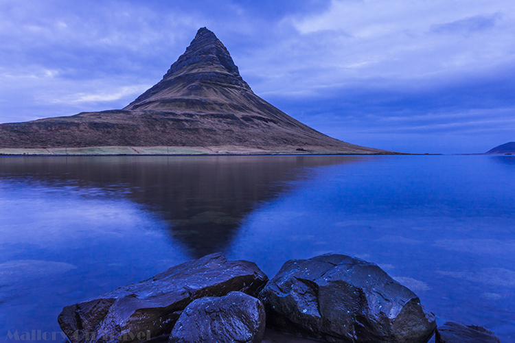 Chasing the early morning light on Kirkjufell, on the Snaesfellsnes Peninsula, and National Park in Iceland, the Land of Fire, and Ice on Mallory on Travel adventure, adventure travel, photography Iain Mallory-300-18 kirkjufell