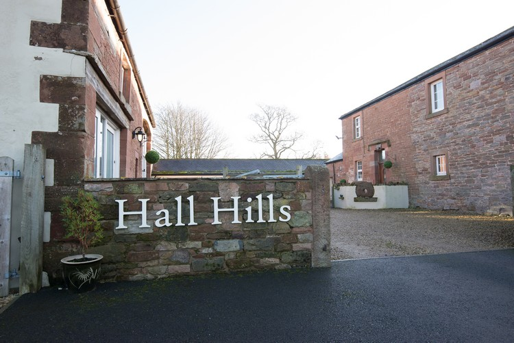 Hall Hills cottages near Dalston in the north of Cumbria, the English Lake District, part of the Premier Cottages portfolio on Mallory on Travel adventure, adventure travel, photography AJB_1293