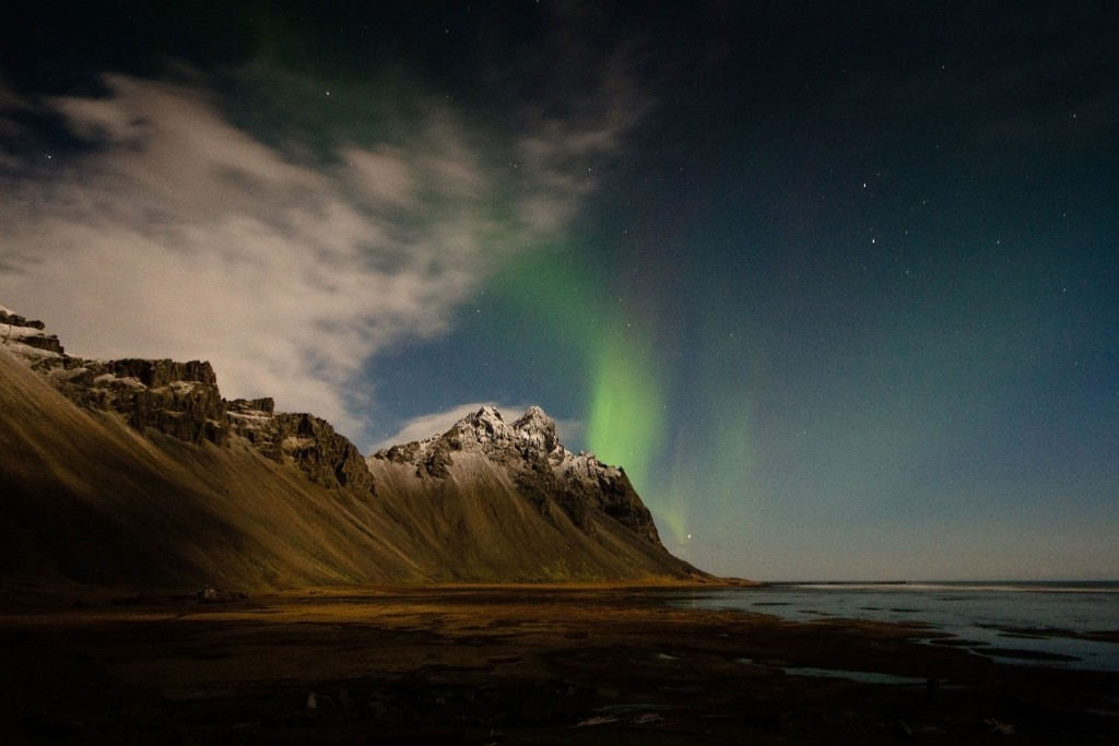 Chasing a dream, The Northern Lights in the south east fjords of Iceland on Mallory on Travel adventure travel, photography, travel Iain_Mallory_ICE1407488