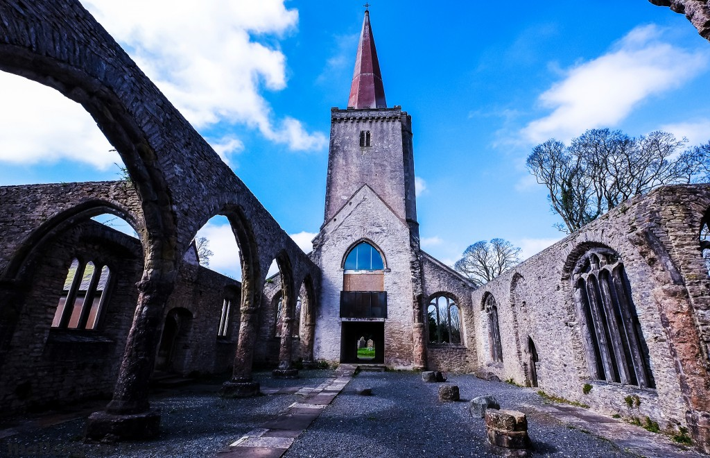 The Holy Trinity Church in Buckfastleigh, Devon where Richard Cabell III is entombed of Hound of the Baskerville lore on Mallory on Travel adventure travel, photography, travel Scilly Isles-33